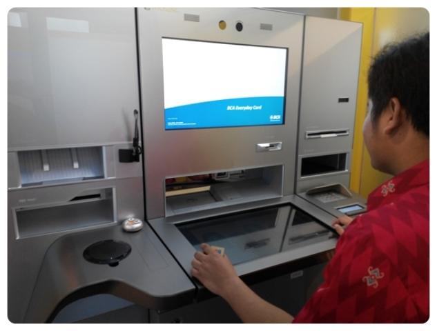 Bilik Video Banking BCA